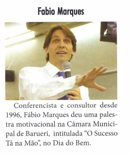 Fabio Marques On The Media Fabio Marques Company English